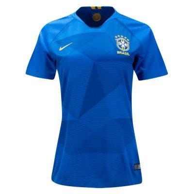 Nike Brazil Official Women's Away Jersey Shirt 2018