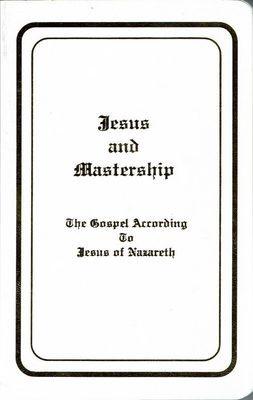 Jesus And Mastership