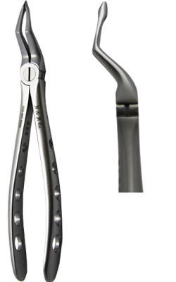EXT FORCEP #1251EX UPPER ROOTS ZEPF REF # 12.051.15ZS