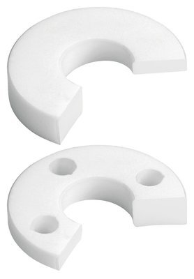 SUPPORT DISC, RIGHT PTFE - WHITE