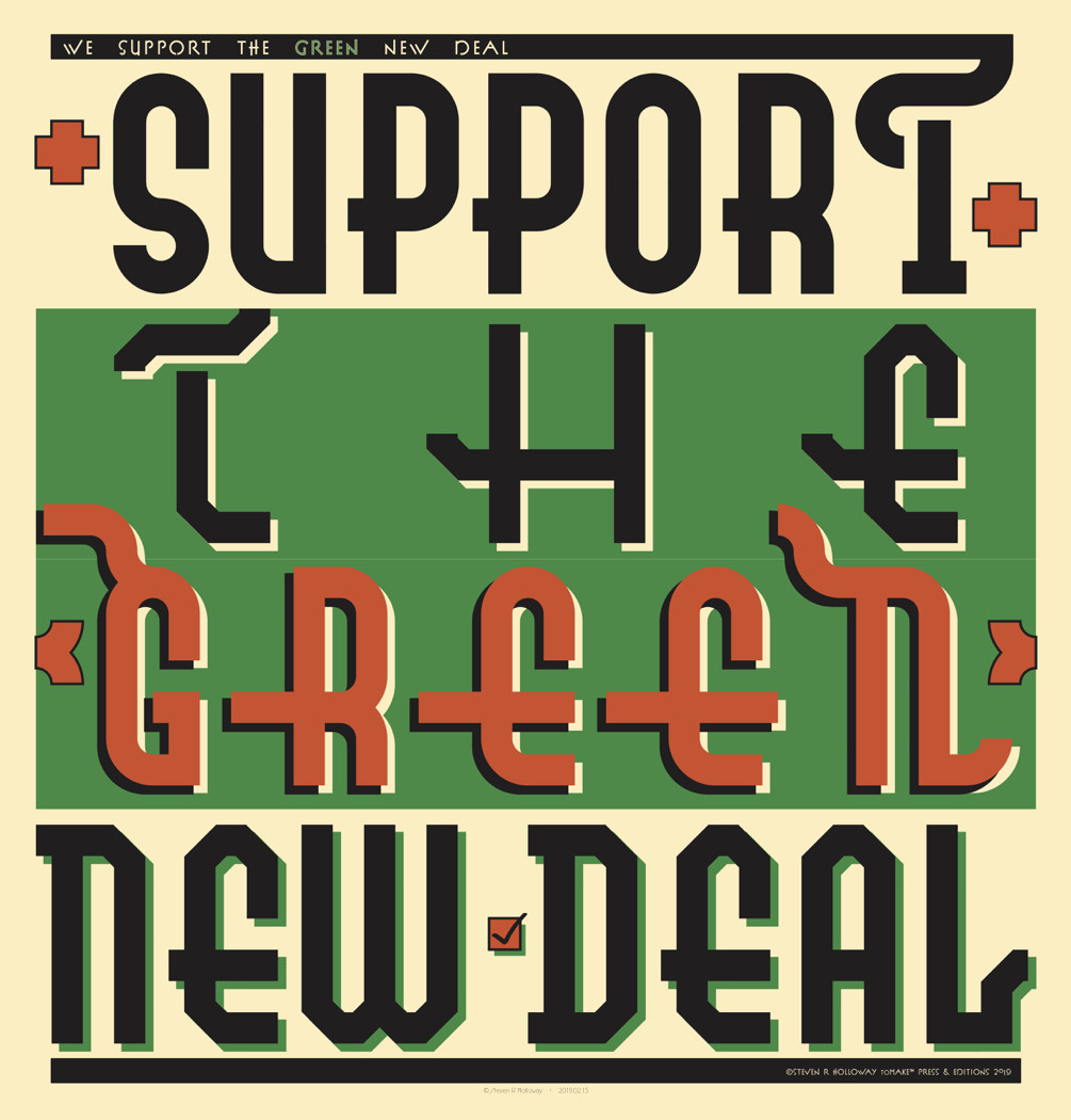 The Green New Deal PDF