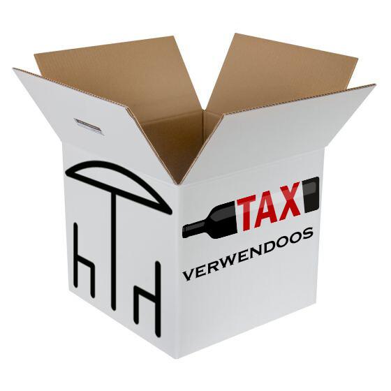 Tax Verwendoos - Verrassend lekkerder
