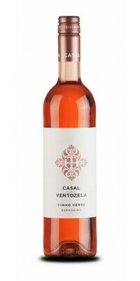Casal de Ventozela Espadeiro Vinho Verde Rosado 2019 - Portugal