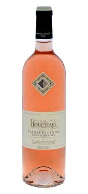 Dom. Houchart Côtes de Provence 2019  A.O.C. Provence - Frankrijk