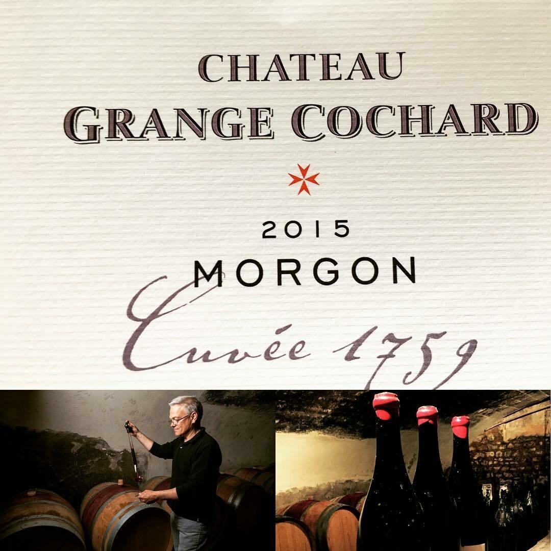 Ch. Grange Cochard Cuvée 1759 Magnumfles - Beaujolais - Frankrijk