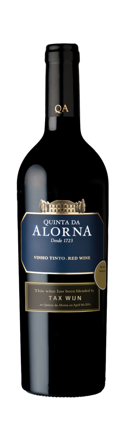 Quinta Da Alorna Tax Blend 2018 Tejo - Portugal