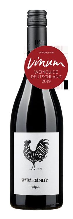 Franz Hahn - Spätburgunder Qba - 2018 - Pfalz