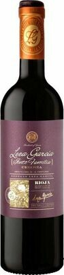 Bodegas Leza Garcia Rioja Crianza Tinto Familiar 2015