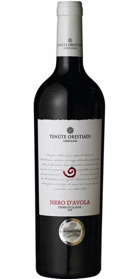Tenute Orestiadi Nero D'avola 2018 - Sicilië - Italië