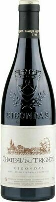Domaine Du Trignon Gigondas AOC 2015 - Rhône - Frankrijk