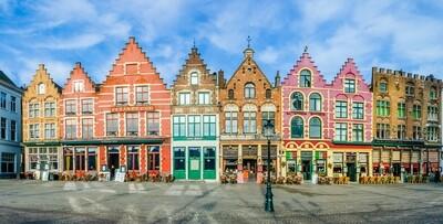 Bruges & Brussels Trip