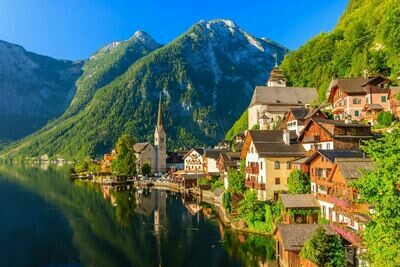 Hallstatt & Salzburg Trip