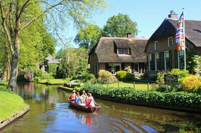 Giethoorn & Amsterdam Trip