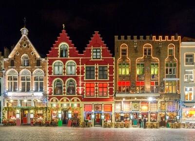 Christmas Special: Bruges & Brussels 04.12.2021