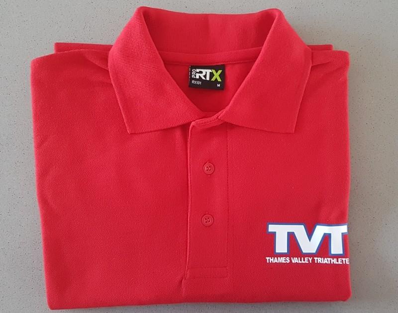 TVT Short Sleeve Polo Shirt