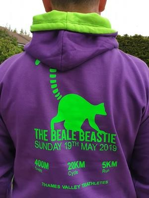 Beale Beastie Hoodie
