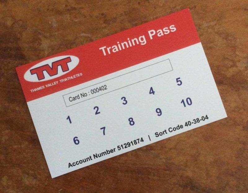 Training Passes