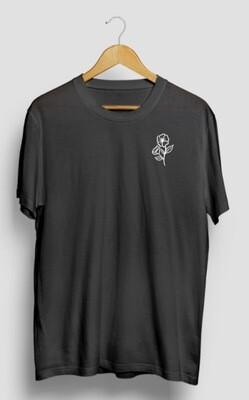 NEW! Grey T-shirt, logo