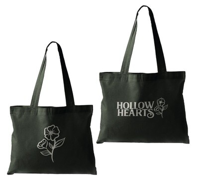 NEW! Hollow Hearts - tote bag