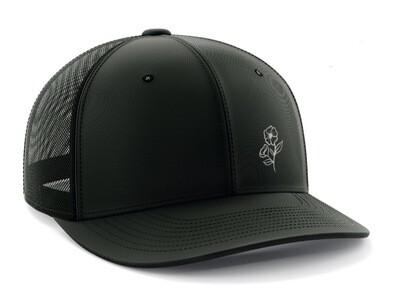 NEW! Caps, black
