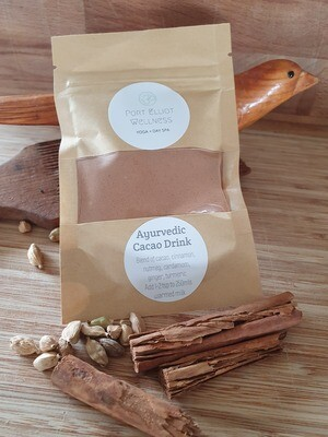 Ayurvedic Spiced Cacao Powder