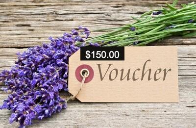 $150 Gift E-Voucher
