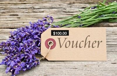 $100 Gift E-Voucher