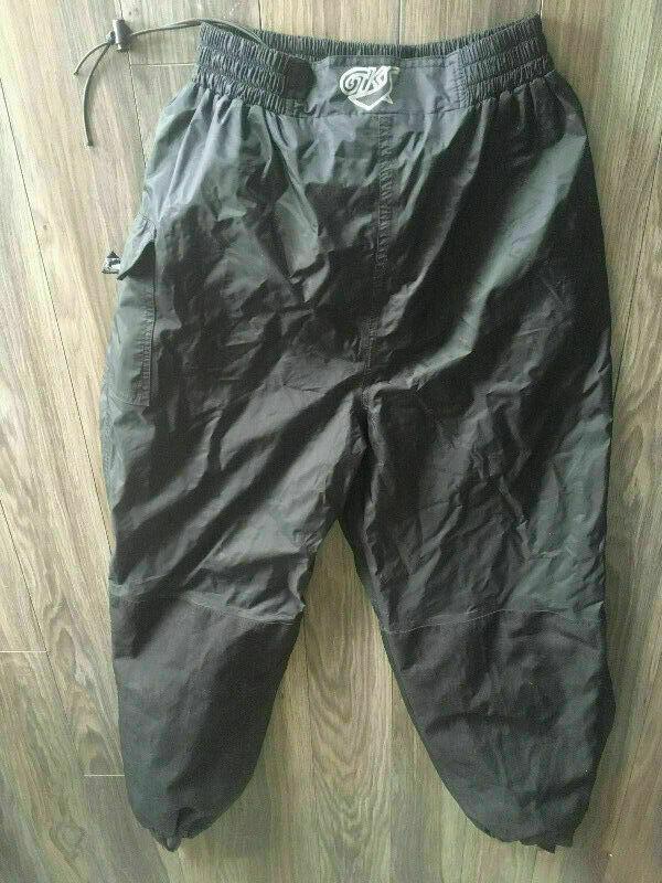 Pantalons Imperméable pour Femme GKS® Noir 87-BC-4