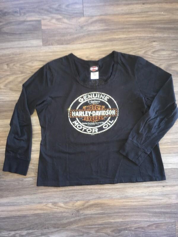 Chandail Manches Longues pour Femme Harley-Davidson® 41500-07VW