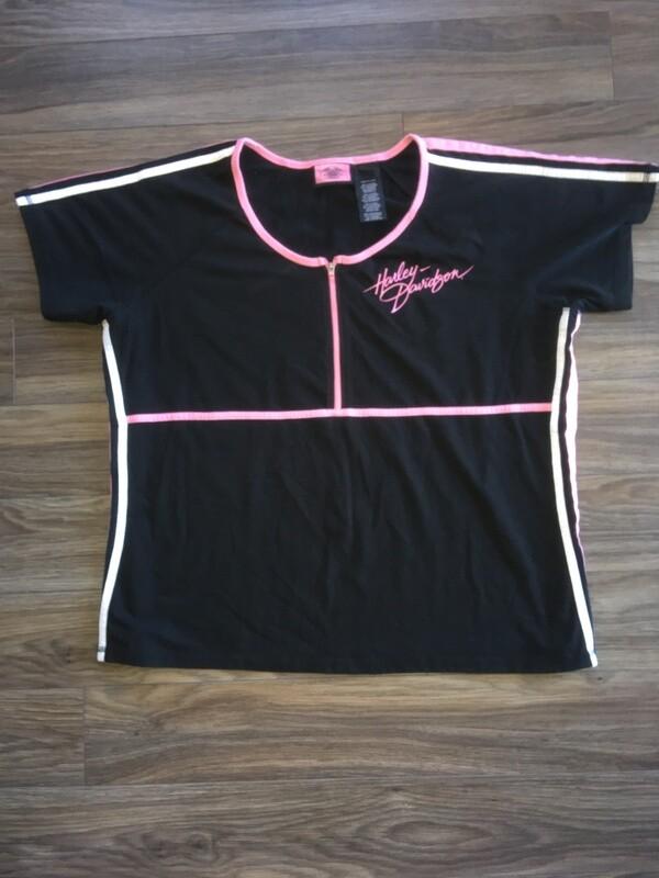 T-Shirt pour Femme Harley-Davidson® 41500-12VW