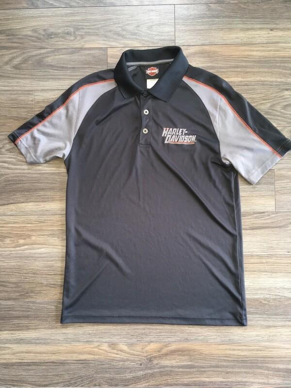 Polo à manches courtes pour Homme Harley-Davidson® 41500-27VM