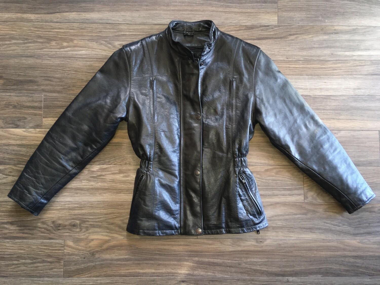 Manteau de Cuir pour Femme 41500-44VW