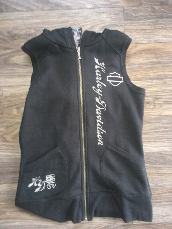 Hoodie sans manche pour Femme Harley-Davidson® 96739-10VW
