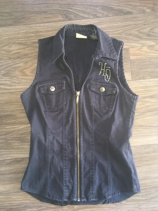 Chemise sans manche Femmes Harley-Davidson® 96231-12VW