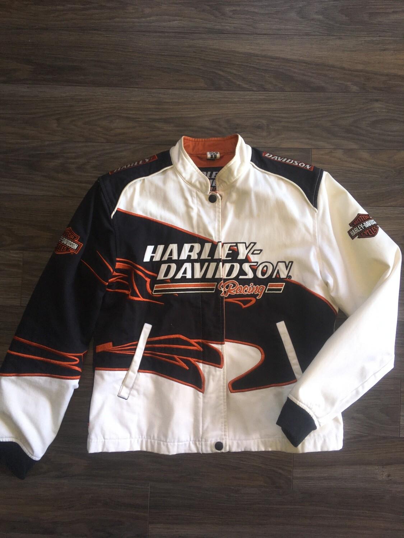 Manteau de Twill pour Femme Harley-Davidson® Racing Sreaming Eagle 98230-06VW