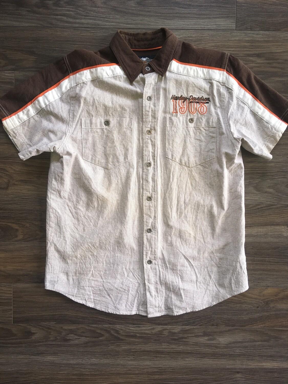 Chemise à Manches Courtes pour Homme Harley-Davidson® 96442-12VM