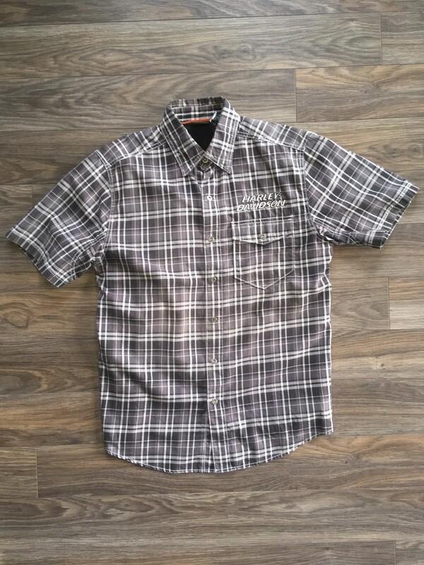 Chemise à Manches Courtes pour Homme Harley-Davidson® 96640-14VM