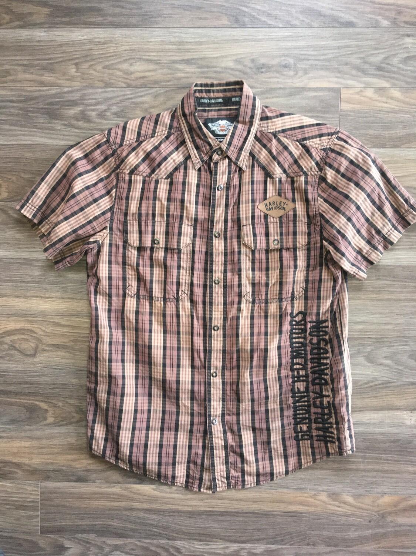 Chemise à Manches Courtes pour Homme Harley-Davidson® 96750-13VM
