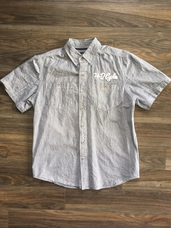 Chemise à Manches Courtes pour Homme Harley-Davidson® 96448-12VM