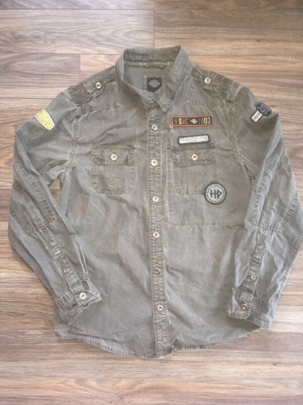 Chemise à Manches Longues pour Homme Harley-Davidson® 96460-16VM