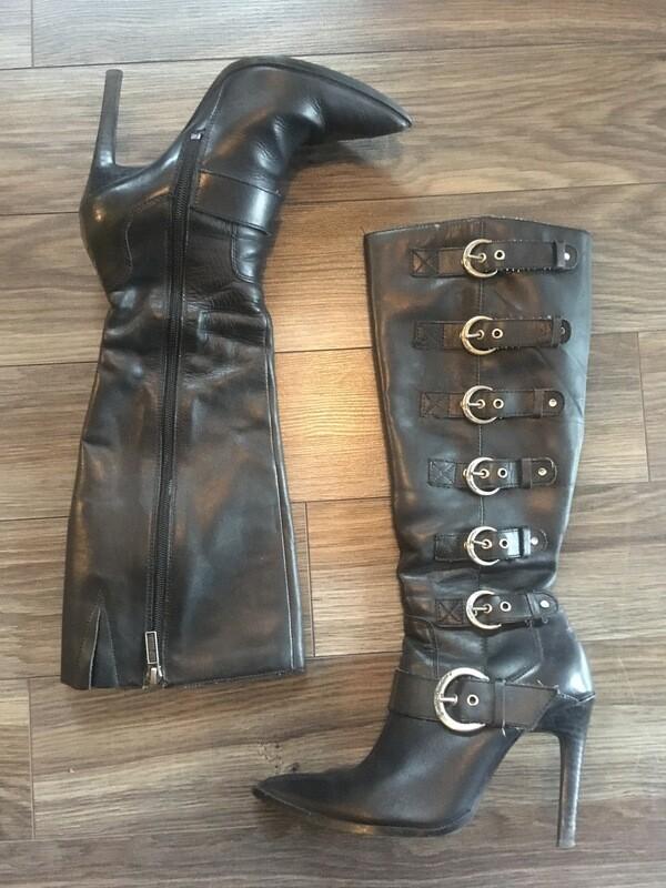 Bottes de Cuir pour Femme Harley-Davidson® D85183