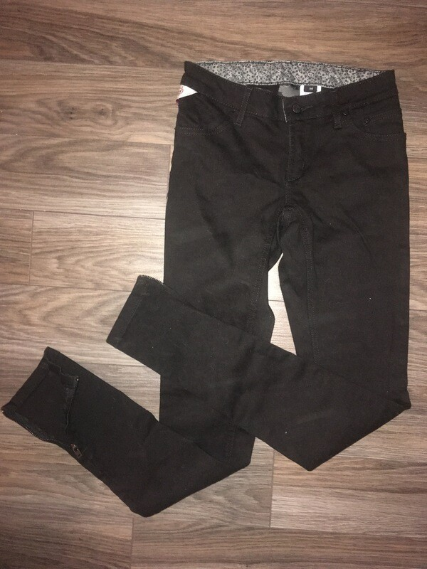 Jeans skinny à taille mi-haute Black Label pour Femme Harley-Davidson® 99178-16VW