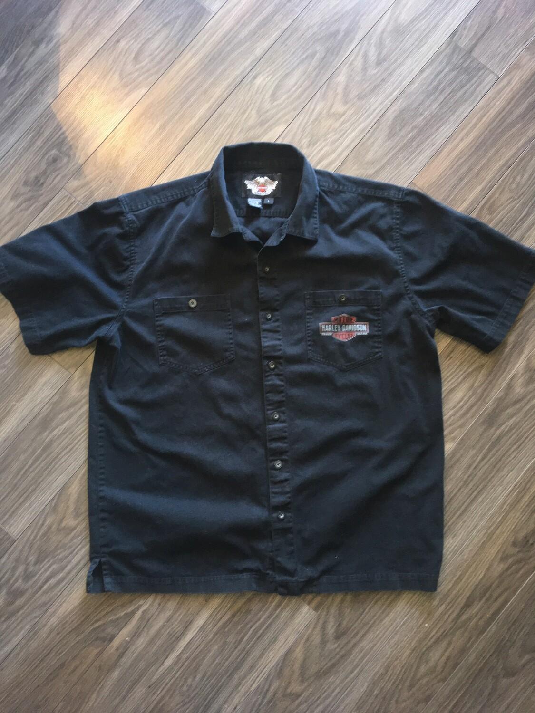 Chemise à Manches Courtes pour Homme Harley-Davidson® 991049-09VM
