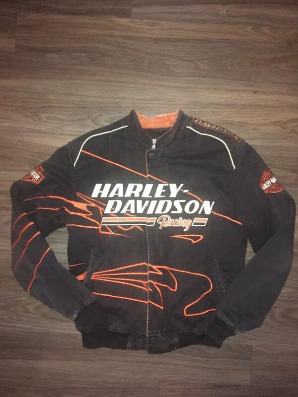 Manteau de moto pour Homme Harley-Davidson Racing® 98230-06VM