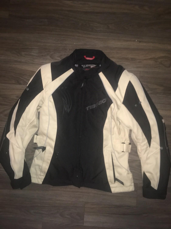Manteau de moto pour Femme Teknic® TK-5033