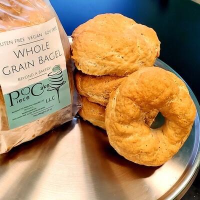 Gluten-Free Vegan Bagel