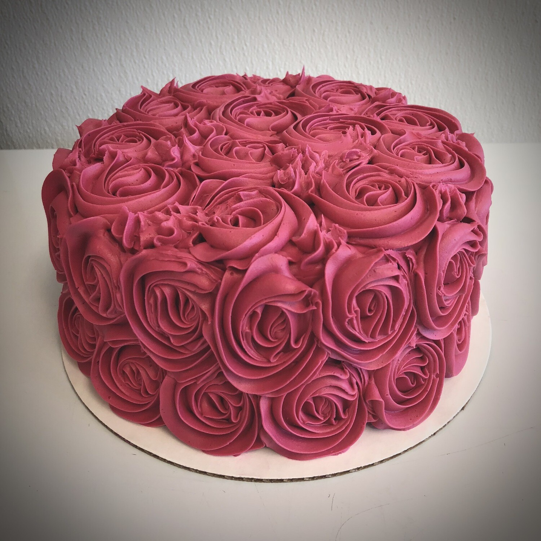 Layer Cake- Rosette