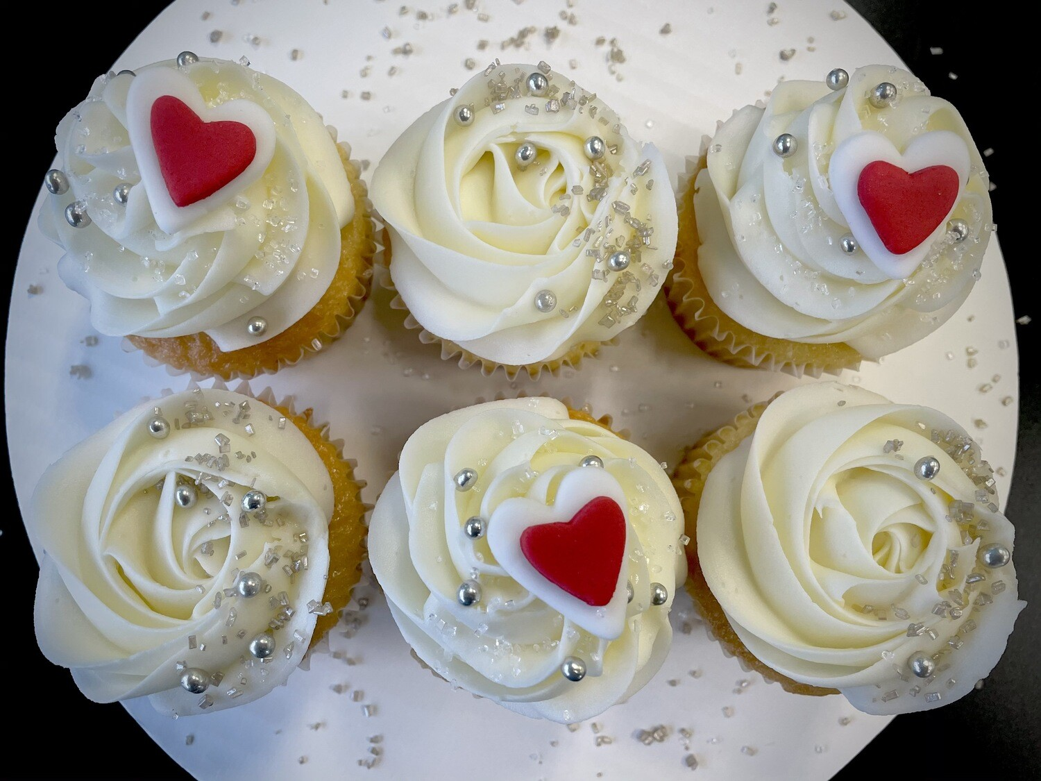 12 Cupcakes- Ladies/Anniversary/Bridal