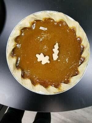 Pie- Pumpkin