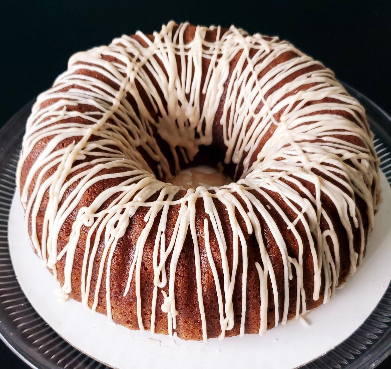Pumpkin Bundt Cake- Gluten-free